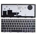 Hp elitebook 810 g1 백라이트 용 미국 흰색 새 노트북 키보드