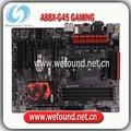 100% testado e trabalho motherboard para msi a88x-g45 gaming amd a88x fm2 +, placa original
