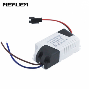 Image 1 - Free shipping (3 5)x 1W 5x1W Led Driver 3W 4W 5W Lamp Driver Power Supply Lighting Transformer AC85 265V for LED Lights