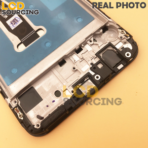 """Image 5 - 6.21"""" For Huawei P Smart 2019 LCD Display 10 Touch + Frame Touch Screen Digiziter Assembly For POT LX1 L21 LX3 Replace"""
