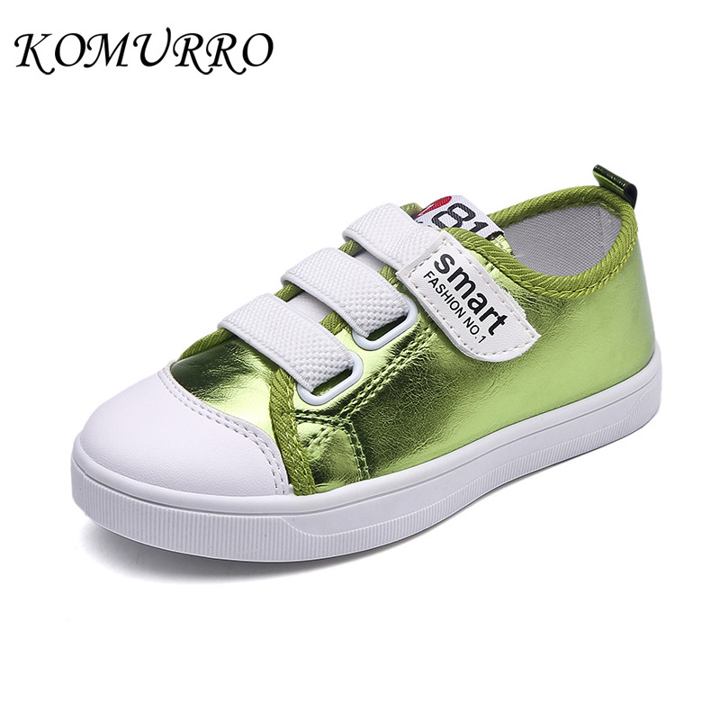 Shoes For Girls Boys Children Leather Shoes 2018 Autumn Anti-Slippery Sneakers Kids Girl Soft Bottom Boy Shoes tenis infantil ...