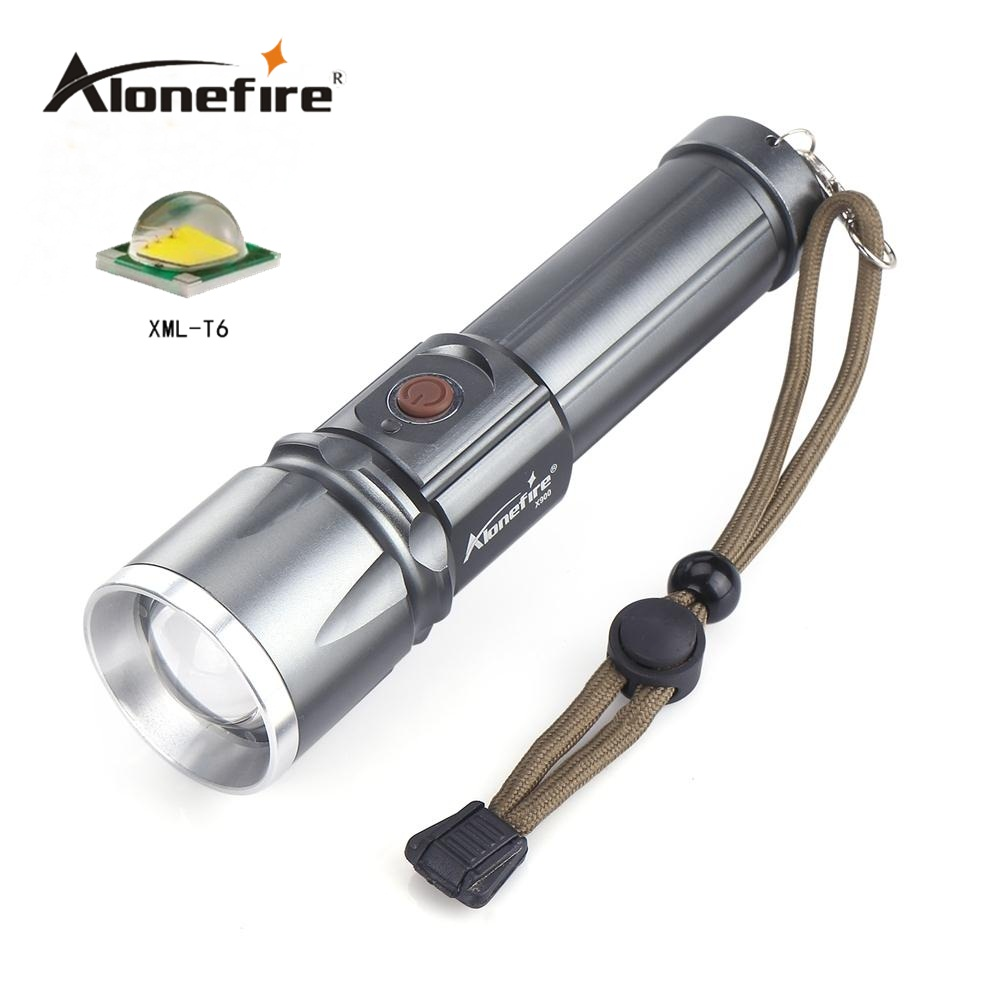 AloneFire X900 CREE XML T6 L2 U3 LED linterna Aluminum flashlight Torch Zoom lanterna Waterproof lantern 18650 26650 USB charge sitemap 13 xml