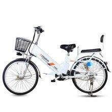 20/24 дюймовый Электрический велосипед 60v литиевая Батарея