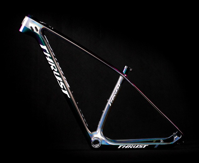 דחף אופניים פחמן מסגרת אופני mtb מסגרת 29er 27.5er 15 17 19 BSA BB30 מחודד הרי אופני מסגרת 2 שנה אחריות 8 צבעים