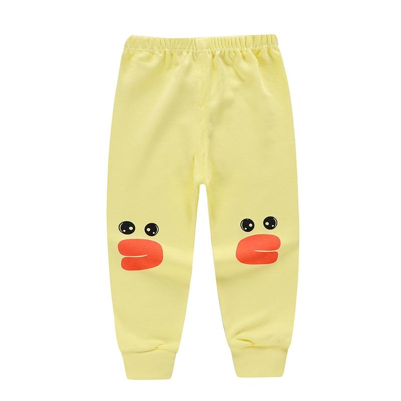 Thermal-Underwear Baby's Baby-Boys-Girls Clothing Autumn 100%Cotton Spring High Pyjamas