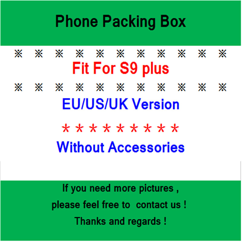 50pcs /lot High Quality US,EU,UK Version Retail Package