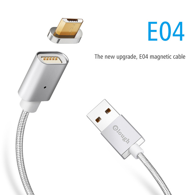 Elough E04 Magnetic Ladekabel Micro Usb kabel Für Xiaomi Android ...