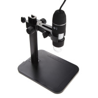 Portable USB Digital Microscope 1000X 8 LED 2MP Endoscope Magnifier Camera HD CMOS Sensor Lift Stand