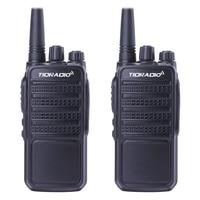 2pcs TID TD Q2 Walkie Talkie Two Way Radio UHF 400 480MHz 5W 16CH CB Portable Radio Station Handheld Radio Comunicador