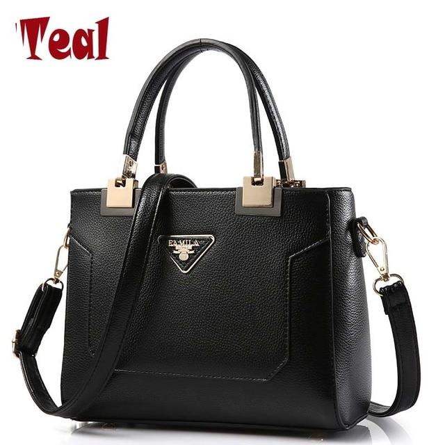 2016 new women bag handbag messenger bags designer handbags high quality women's handbags shoulder Messenger big bag women's
