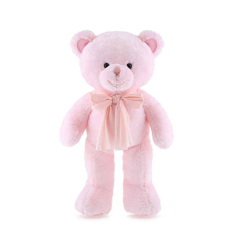 80cm Teddy bear stuffed plush animals kids toys for children girls gifts 2016 new kawaii 2 6m huge plush animals giant teddy bear plush soft toys kids toys stuffed animals huge plush bear best gifts