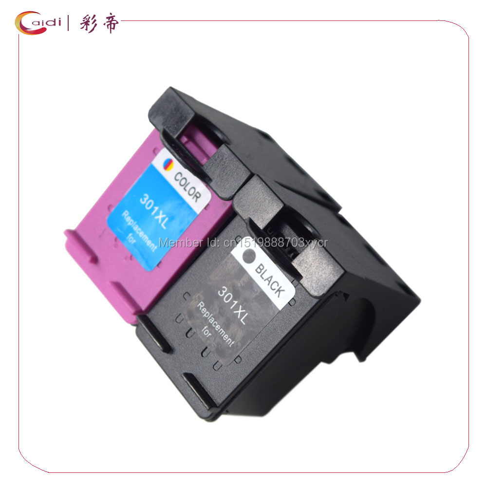 2 Color Compatible For HP 301 XL hp301 Ink Cartridges HP 2510 3510 D1010 1510 2540 4500 1050 2050 2050s 3050 2150 3150 printer new version ink cartridge for hp301 hp 301 hp301xl deskjet 1050 2050 2050s 3050 2150 3150 d1010 1510 2540 4500 printer