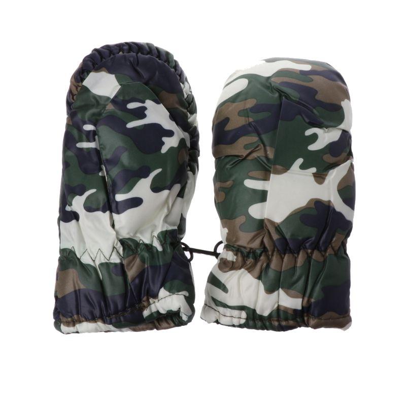 Dutiful 2-5y Kids Winter Warm Gloves Children Boys Girls Snow Snowboard Ski Outdoor Gloves Waterproof Windproof Activity & Gear