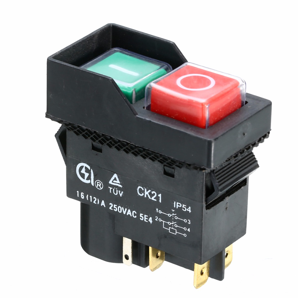 1pc 240V 10A Electric On Off Switch Electromagnetic Switches For Minimix 140 150 Cement Concrete Mixers Mayitr шторы в ванную printio дикий запад