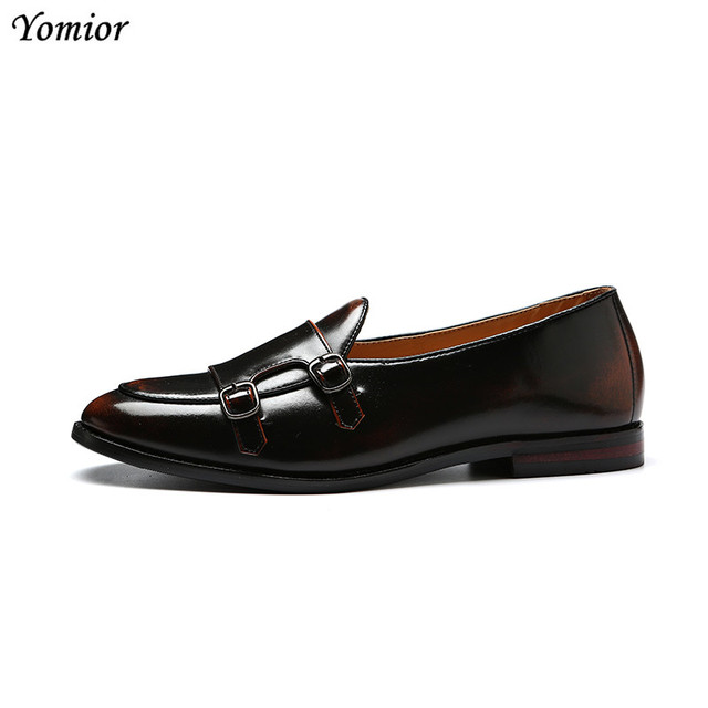 Men Casual Leather Shoes 8