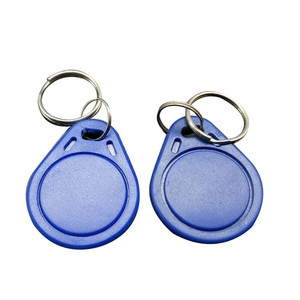 Image 3 - 10PCS 13.56MHz S50 Key Fobs NFC Tag RFID Card For Access Control System Keyfobs To