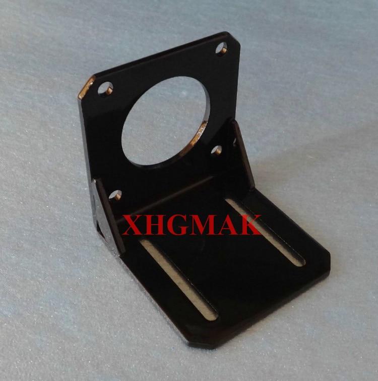 Freies verschiffen 1 stücke Nema 23 Stepper Motor halterung Nema23 schrittmotor unterstützung montage motor basis dicke 3mm