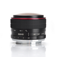 Meike MK-6.5mm-F/2.0 6.5mm Ultra Wide F/2.0 Fisheye Lens for Canon for Sony for Fuji for M4/3 Olympus Mirorrless Camera a6500