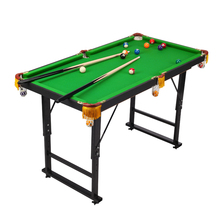 Child snooker table child standard household folding pool table children billiard snooker table(China)