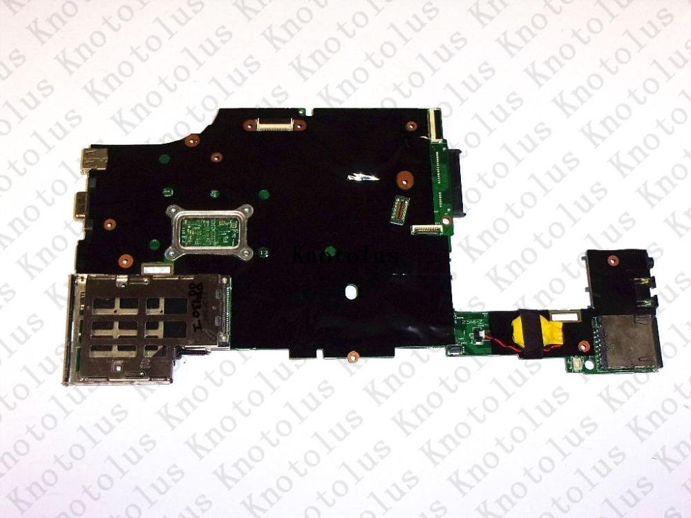 04Y1830 for lenovo thinkpad X220 laptop motherboard 04Y1810 i7 2620M QM67 DDR3 Free Shipping 100 test ok in Laptop Docking Stations from Computer Office