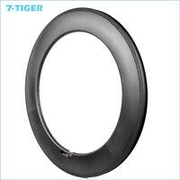 7 Тигр дороги углерода обод колеса углерода 88 мм клинчерные диски T700 углеродное волокно 20 и 24 Отверстия