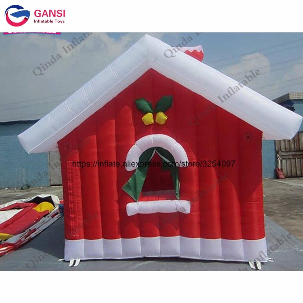 inflatable christams house03