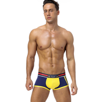 CETHIA Hot Sale Sexy Cotton Underwear Men Cueca Boxers Men Slip Man Male Boy Underpant
