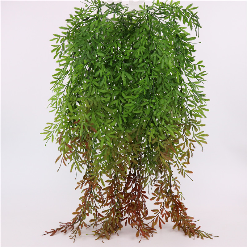 33Inch Long 5 Branches Quality Plastic Artificial Plants ...