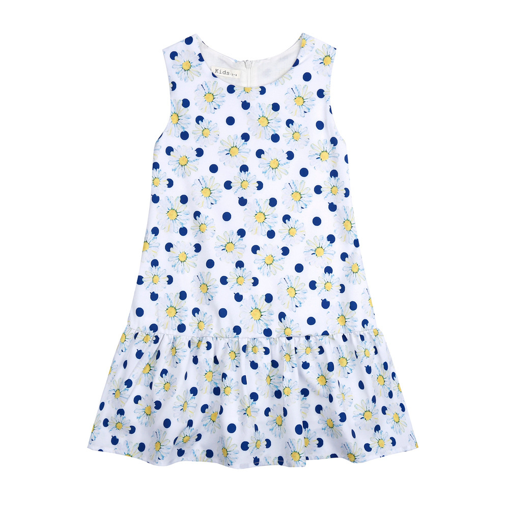 ФОТО Baby Girls Dresses Brand Princess Dress Girl Clothes Kids Dresses Children Costumes 3-10Years Old