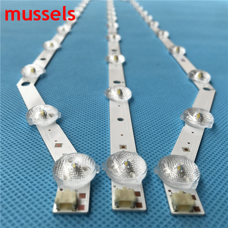 Image 2 - LED Backlight strip For CY DH040BGNV1H CY DF400BGLV1H CY DF400CSLV4H CY DF400BGLV6H UE40EH5040 UE40EH5300 UE40EH5305 UE40EH5450-in Industrial Computer & Accessories from Computer & Office