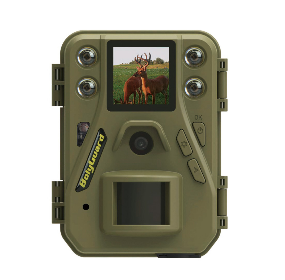 Wildlife Camera 12MP 720P Trail&Game Camera Hunting Scouting Camera with 940nm IR  LEDs for Night Vision up to 85ft  Bolyguard