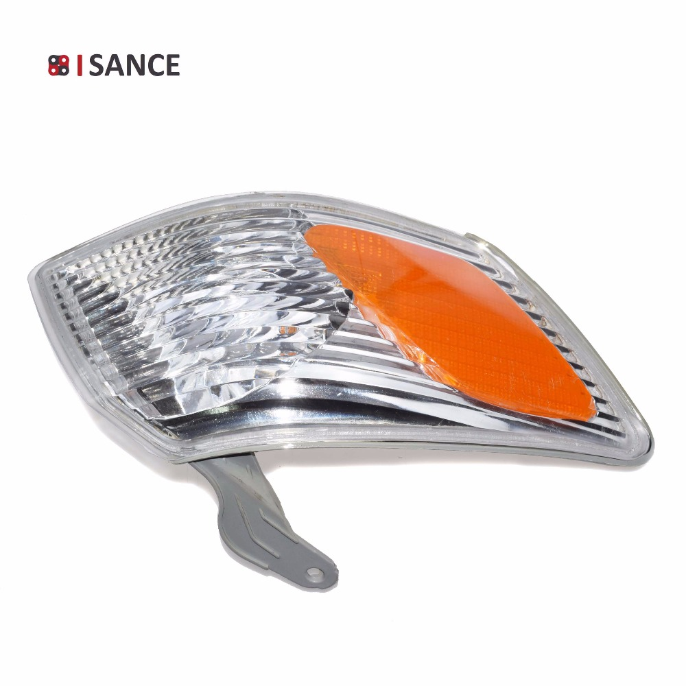 ISANCE Turn Signal Light Right Side Housing Lamp 81510-AA020 For Toyota Camry 2000 2001 ( NO Light And Lens )