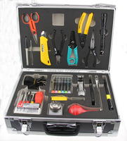 New Real 20 in1 Universal Optical Fiber Fusion Splice Tool Kit Ship in 24H Tools