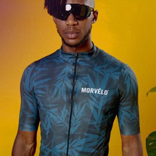 9a189a50d 2019 Morvelo Summer cycling jersey men New items cycle clothing short  sleeve MTB nice dress shirt road bike riding wear CoolMax