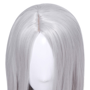 Image 5 - L email wig Brand New YURI!!! on ICE Young Victor Nikiforov Cosplay Wigs Long Straight Synthetic Hair Perucas Cosplay Wig