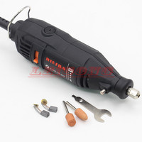 RIESBA High Quality 220V 180W Dremel Style Electric Rotary Tool Variable Speed Mini Drill