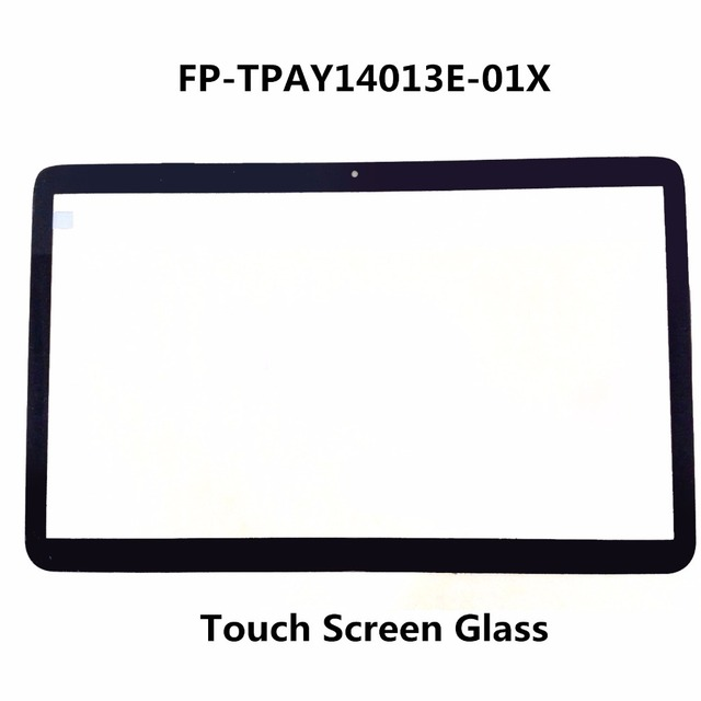 LCDOLED Original New 14  Laptop Touch Screen Glass Lens Panel Digitizer Replacement Repair Parts HP ENVY 14P FP-TPAY14013E-01X