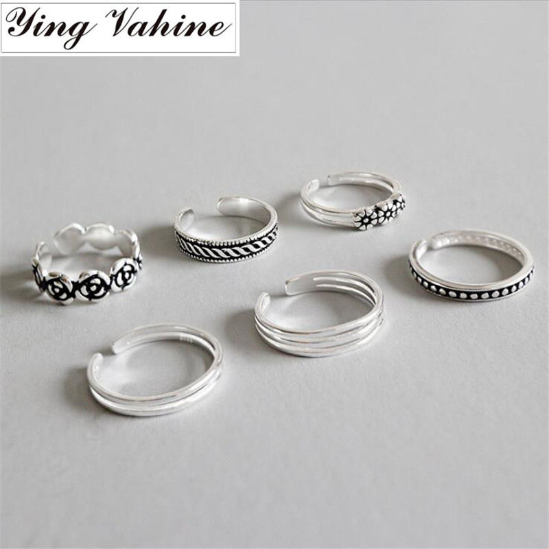 USA Seller Elegant Crown Toe Ring Sterling Silver 925 Best Adjustable Jewelry