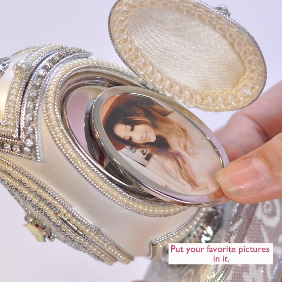Deluxe Eggshell Carving Μίνι Κουτί Μουσικής - Διακόσμηση σπιτιού - Φωτογραφία 5