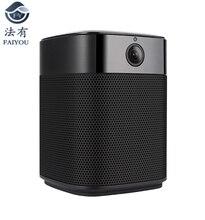 Top-grade WiFi Speaker Bluetooth Speaker Stereo HiFi Audio Home Theater Subwoofer Wireless Souder Amplier With WIFI Cameras LENS стоимость