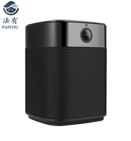 Top grade WiFi Speaker Bluetooth Speaker Stereo HiFi Audio Home Theater Subwoofer Wireless Souder Amplier With WIFI Cameras LENS