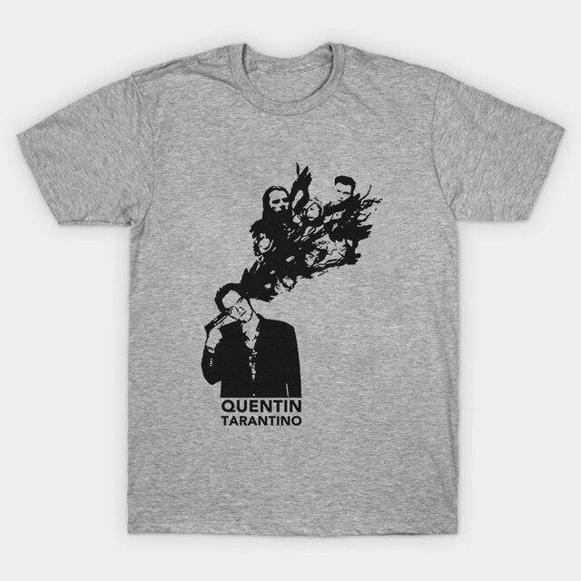 Stampe Tarantino T Shirt Pulp Serbatoio Cani Quentin Fiction Moda Di 8N0wvmnPyO