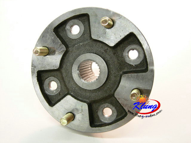 Klung 800cc ,1100cc ,wheel Hub ,rear Wheel Hub ,rear Wheel Flange For Goka,roketa Buggy 002