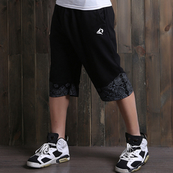 2016 fashion brand summer hip hop plus size casual male men jogger clothing exercise shorts men.jpg 250x250