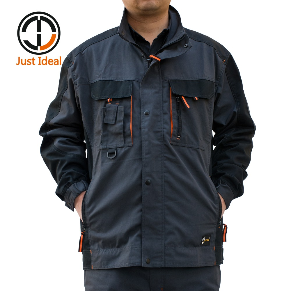Mens jacket online - Men Canvas Jacket Military Working Coat For Men Oxford Waterproof Casual Jacket High Quality Plus Size