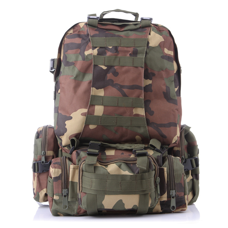 50L Tactical Backpacks Military Rucksacks Outdoor Backpack Hiking Hunting Camping Bag Large Amy Green Travel Mountaineering Bags outdoor sports tactical military backpacks hiking camping army soft bag backpack for bicycle mountaineering bags travel hunt ga5