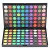 120 Color Nude Makeup Brand Eyeshadow Palette Makeup Palette Urban Metal Matte Bronzer Chocolate Bars Korean