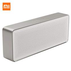 Xiaomi Mi Square Box Bluetooth Speaker 2 Stereo Portable Speakers Bluetooth 4.2 HD High Definition Sound Quality Play Music MP3