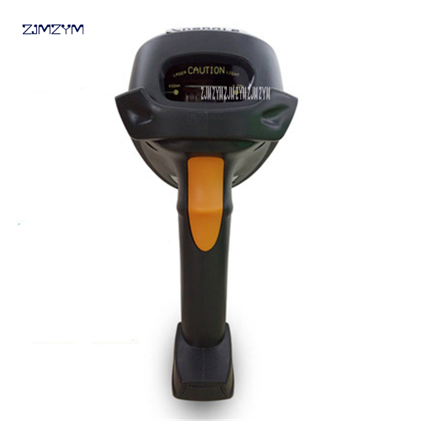 Supermarket warehouse wireless inventory data acquisition barcode scanner portable one-dimensional CL2000H inventory machine 5V