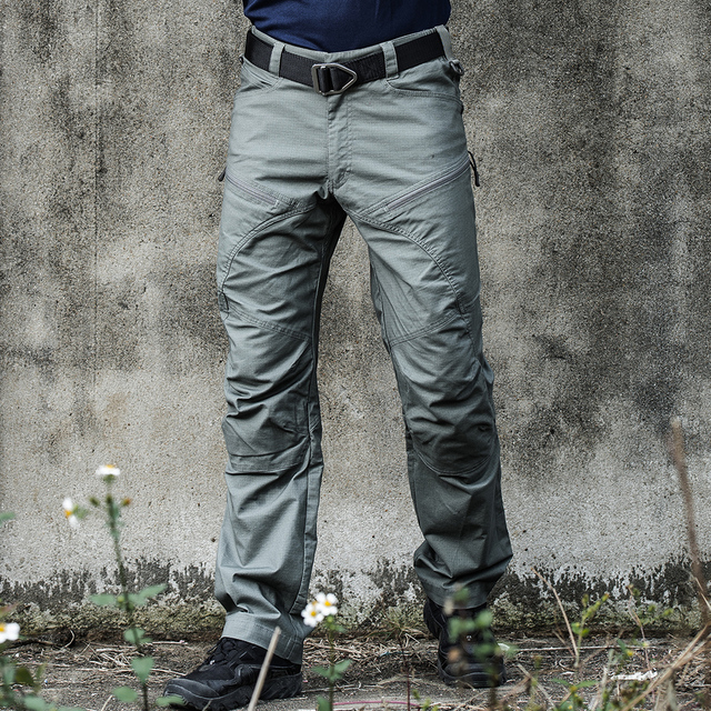 Combat Trousers Multi Pockets Unique Casual Military Army Pants